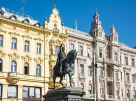 Small Group Tour to Croatia from Vienna including the capital Zagreb, Vienna