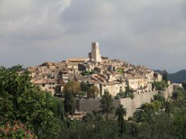 Half Day Tour to Gourdon, Tourettes sur-Loup and Saint Paul de Vence, Nice