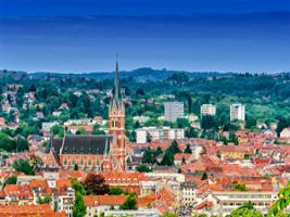 Small Group Tour to Graz and Baden from Vienna, Vienna