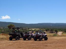 Golden Ride Safari, Cyprus