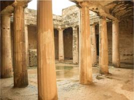 Paphos and Curium, Cyprus