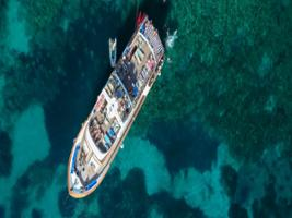 Blue Lagoon Cruise (Latchi-Paphos), Cyprus