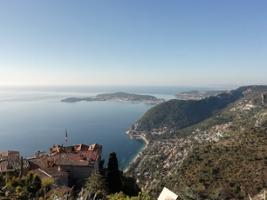 Full Day Tour from Nice to the French Riviera via Mont Alban & Perfume Factory, Nice