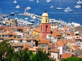Full Day Excursion to Saint Tropez, Nice