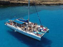 Catamaran Sunset Cruise, Cyprus