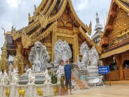 Lamphun 38 KM Biking Tour, Chiang Mai