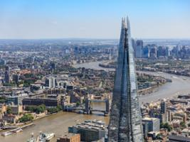 The View from The Shard, London