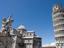 Private Excursion to Pisa and Lucca with Pastry Tasting, Florence