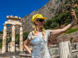 Delphi Plus Arachova, Athens