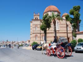 Guided Aegean Island Tour to Aegina & Agkistri, Athens
