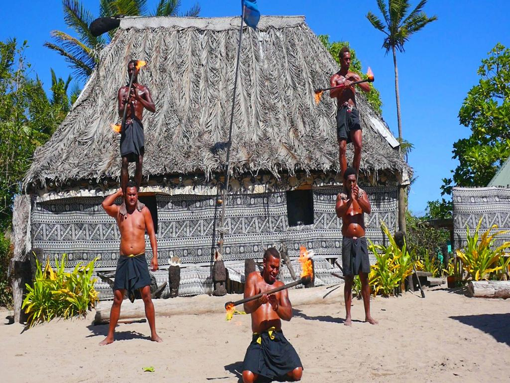 Fiji Culture Day - Pick Up From Nadi Airport | Hotels, Cars
