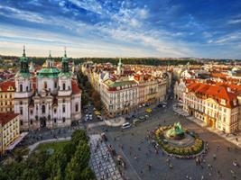 Grand City Tour Prague, Prague