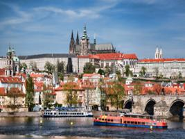 River Cruise with Lunch, Prague