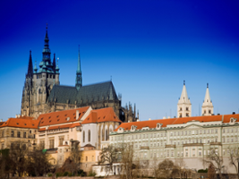 Historical City with Prague Castle, Prague