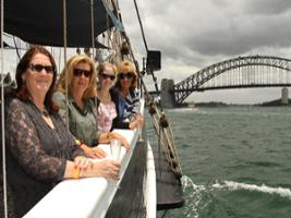 Tall Ship Lunch Cruise, Sydney - NSW