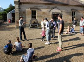 Convicts, Castles and Champagne Tour, Sydney - NSW