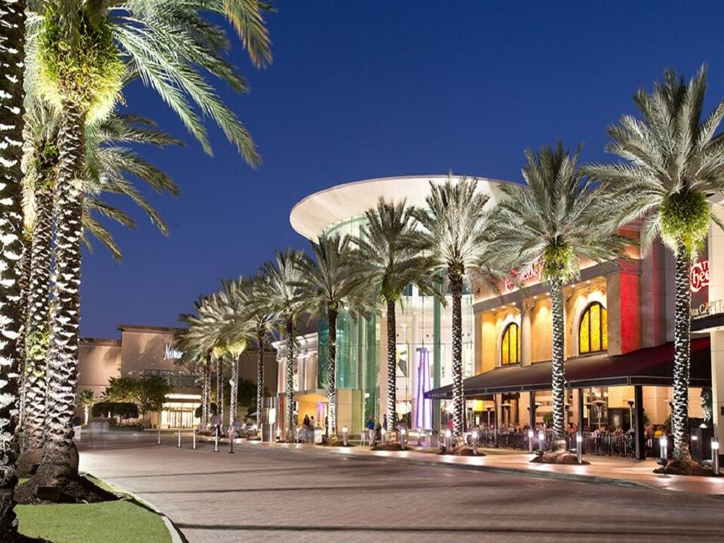 The Mall at Millenia Destination Shopping