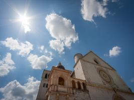 Private Tour: Unesco Jewels Assisi & Saint Francis Basilica with Hotel Pick-up, Rome
