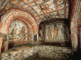 Basilicas and Secret Underground Catacombs Private Tour, Rome
