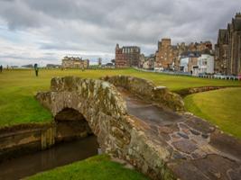 St Andrews and The Kingdom of Fife, Edinburgh