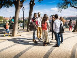 Lonely Planet Experiences -Historic & Trendy Lisbon Walking Tour, Lisbon