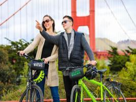 San Francisco Bike Rentals, San Francisco Area - CA