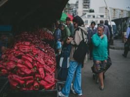 Bohemian Bucharest: Markets & Mahallas, Bucharest