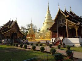Private Full Day Doi Suthep Temple and City Temples with Lunch, Chiang Mai