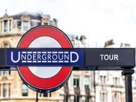 Underground London Walking Tour - Small Group, London
