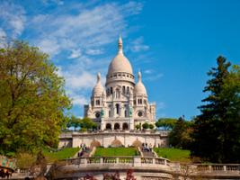 Audio Guided Visit of the Sacre Coeur and Environs, Paris