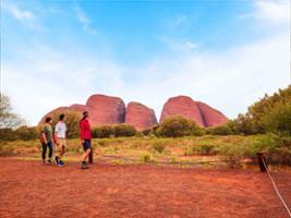 Uluru Sacred Sites & Sunset, Uluru-Ayers Rock - NT