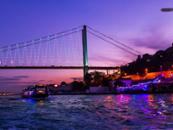 Istanbul Bosphorus Cruise Pereme Boat with Dinner and Show