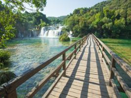 Natural Splendor of Krka's National Park - Private Tour, Split-Middle Dalmatia