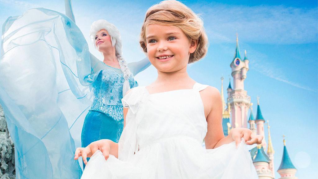 Oferta descuento especial: Disneyland Paris 1 día/1 parque o 1 día/2 parques–Adulto a precio de niño