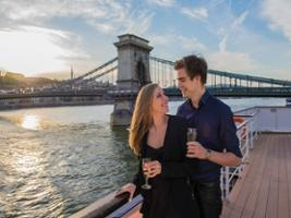 Danube Cruise with Welcome Drink, Budapest