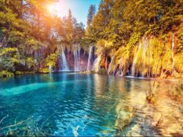 Split to Zagreb transfer with stop at Plitvice Lakes, Split-Middle Dalmatia