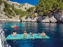 Mallorca North Coast Catamaran Cruise with Lunch, Majorca