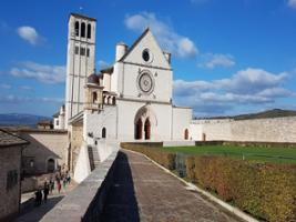 Assisi and Orvieto Cathedral - Semi Private Tour in Small Group, Rome