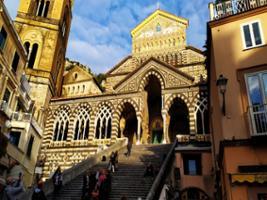 Amalfi Coast and Pompei - Semi Private Tour in Small Group, Rome