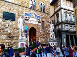 Florence by Train, Art and Shopping - Private Tour, Rome