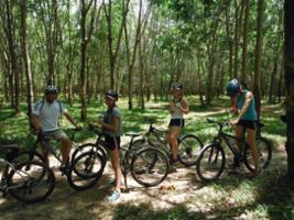 Phuket Countryside Half-Day Bike Tour - From 2 Pax, Phuket