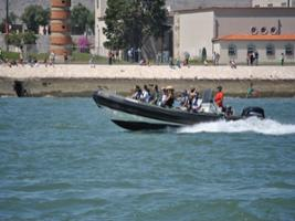 Lisbon Private Speedboat Tour, Lisbon