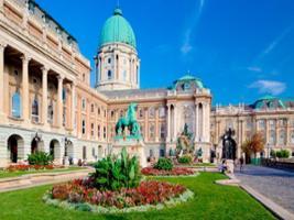 Tour of Buda Castle, Budapest