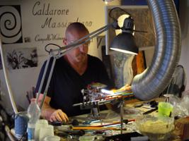 Create your glass artwork: private lesson with local artisan, Venice (and vicinity)