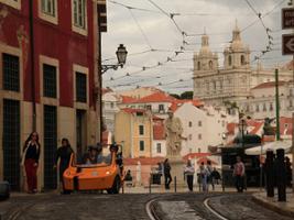 GPS GUIDED GOCAR TOUR 2 HOURS Max12, Lisbon