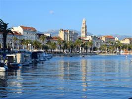 Full Day Program Car & Driver (Guide Optional) from Split, Split-Middle Dalmatia