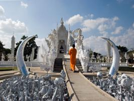 Chiang Rai Temples Small Group Tour: White Temple, Blue Temple & Black House (from Chiang Mai), Chiang Mai