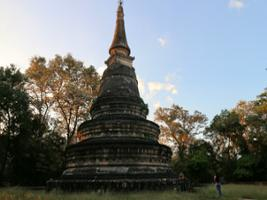Wat Umong and Doi Suthep Temples Evening Small Group Tour – Half Day, Chiang Mai