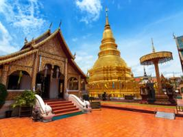 Lamphun and Lampang City Temples Small Group Tour – Full Day (from Chiang Mai), Chiang Mai